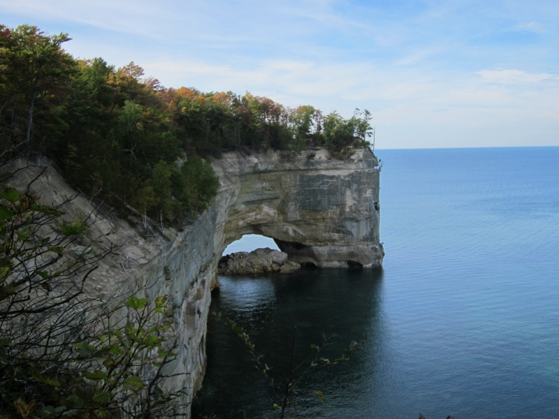 Grand Portal at Pictured Rocks