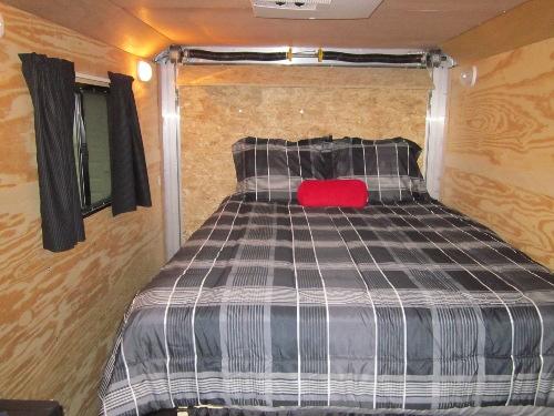 Steve Amp Kathy S Website Our Cargo Trailer Camper